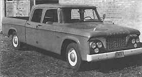 61 Thru Mid 65 Dodge Trucks