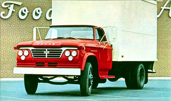 Big Dodge Trucks 61 71 Dodge Truck Website