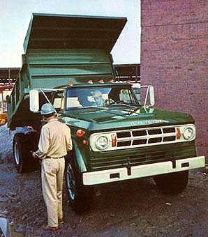 Big Dodge Trucks:'61-'71 Dodge Truck Website on