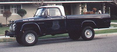 Power Wagons:'61-'71 Dodge Truck Website