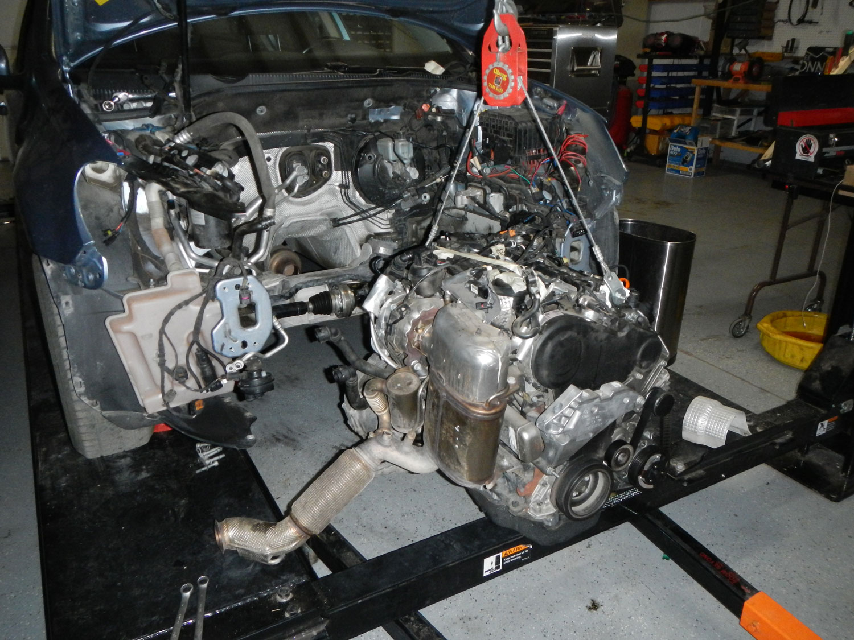 VWVortex com - 2010 Golf TDI Turbo Failure at 120k, how to