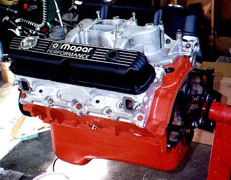 Complete 318 Engine Rebuild:'61-'71 Dodge Truck Website