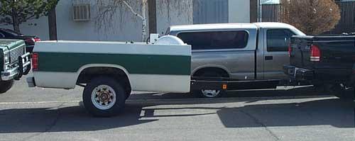 Dodge Power Wagon For Sale Near Me >> Sweptline Dodge Truck Frame Swap | Autos Post